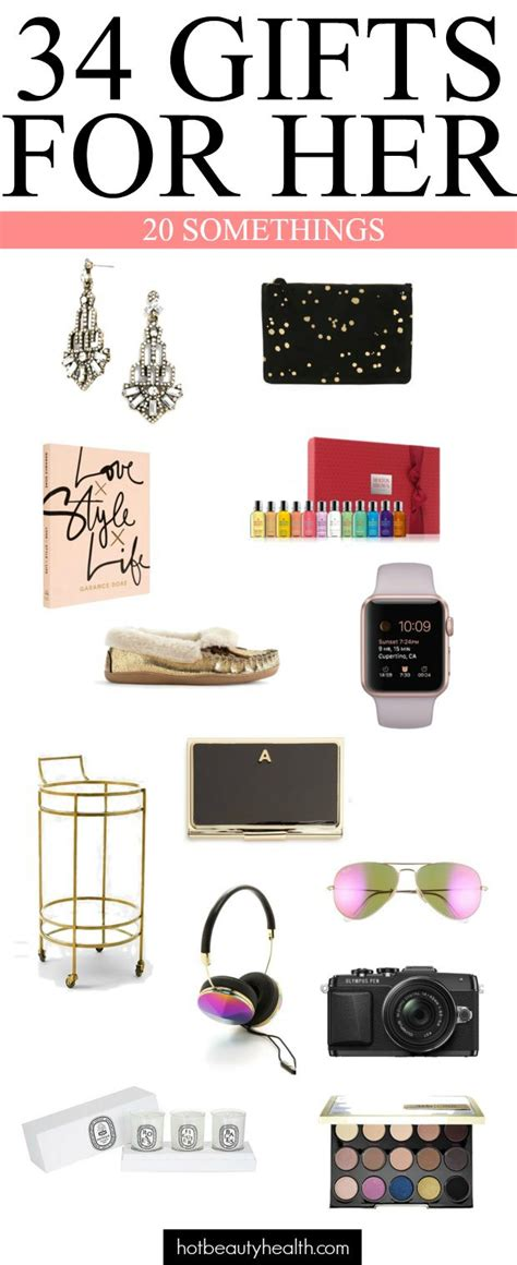 holiday gift guide gifts for 20 somethings aunt the o