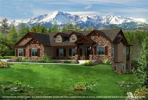 eagles nest custom homes  jayden homes colorado