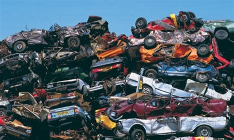 Car Dump Yard by New Scrappage Scheme Launched Maltatoday Mt
