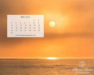May 2015 Wallpaper Calendar