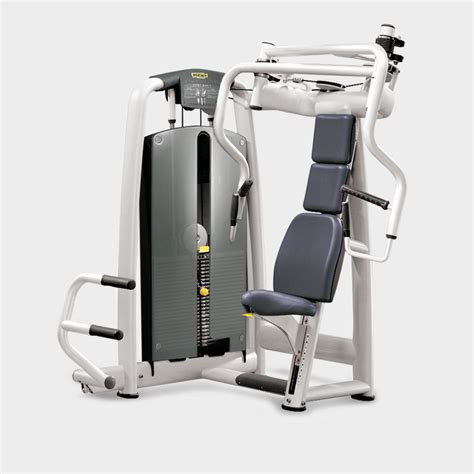 Selection - Chest Press Med | Macchine Isotoniche | Technogym