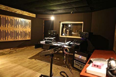 chambre d enregistrement déco pour studio enregistrement