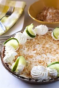 Key Lime Pie • Food, Folks and Fun