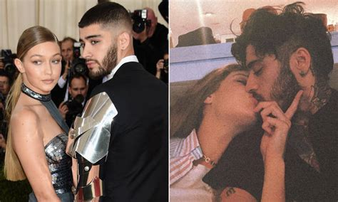 Zayn & Gigi's Love Story Began Five Years Ago & Fans Are ...