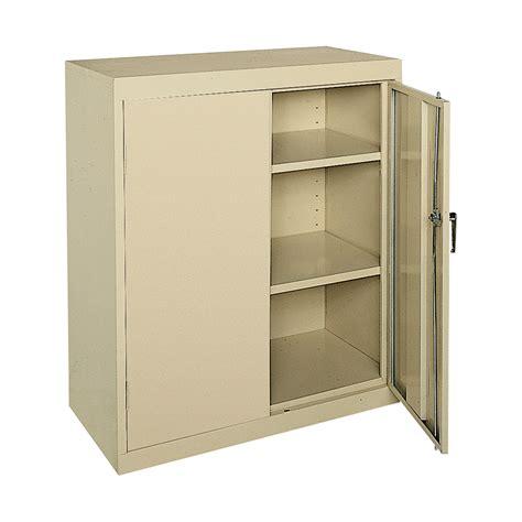 Metal Cabinet - sandusky commercial grade all welded steel cabinet