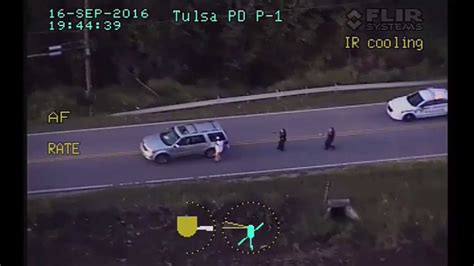 police videos show officer involved shooting of terence