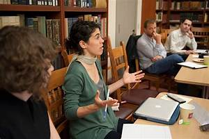 Stanford humanities PhD students pitch their talents to ...