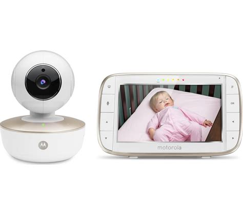 home monitor motorola mbp855 connect portable baby monitor fast