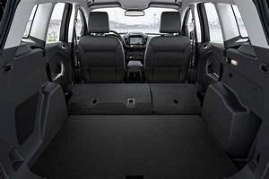 2018 Ford Escape Cargo Space Trunk Storage Room