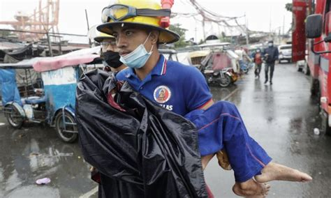 Typhoon Goni Leaved 22 Dead and 775,513 Displaced in ...