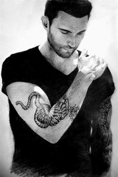 Adam Levine~   Great singers   Adam levine hair, Adam levine, Adam levine tattoos
