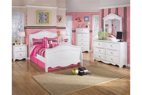 exquisite  piece twin bedroom set  ashley furniture