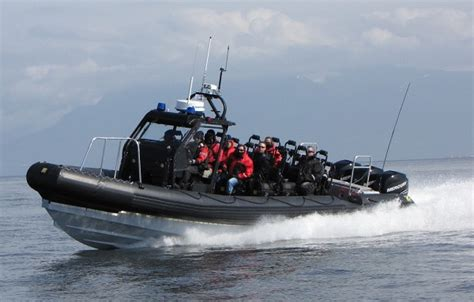 Zodiac Hurricane Military Boats by Uscg Gets 1st Of 2 New Zodiac Hurricane Ribs