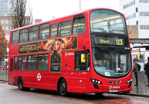 london bus routes route  ilford wood green