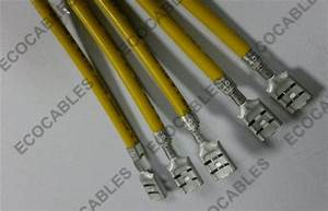 Arn U00e9s De Cable De La Cocina El U00e9ctrica De Ul1569 14awg  Arn U00e9s De Cable El U00e9ctrico Terminal Del