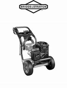 Briggs  U0026 Stratton Pressure Washer 020274