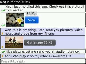 whatsapp blackberry themes free blackberry apps