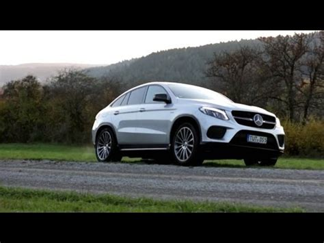 mercedes amg gle  matic coupe drive sound youtube