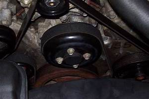 1998 Ford Crown Victoria Water Pump Replacement
