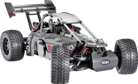benzin rc auto reely carbon fighter iii 1 6 rc modellauto benzin buggy heckantrieb rtr 2 4 ghz kaufen