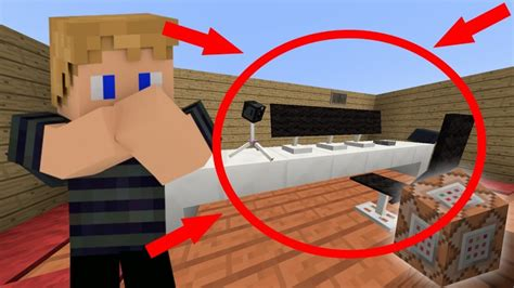 minecraft youtuber gear   command   command