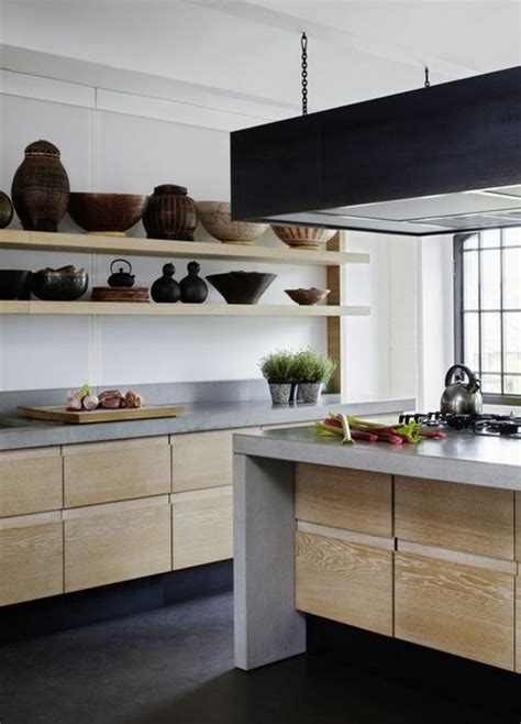ilot de cuisine en anglais la cuisine équipée avec îlot central 66 idées en photos