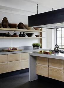 Cuisine équipée Ilot Central : petite cuisine avec ilot central fonctionnalite accueil ~ Dailycaller-alerts.com Idées de Décoration
