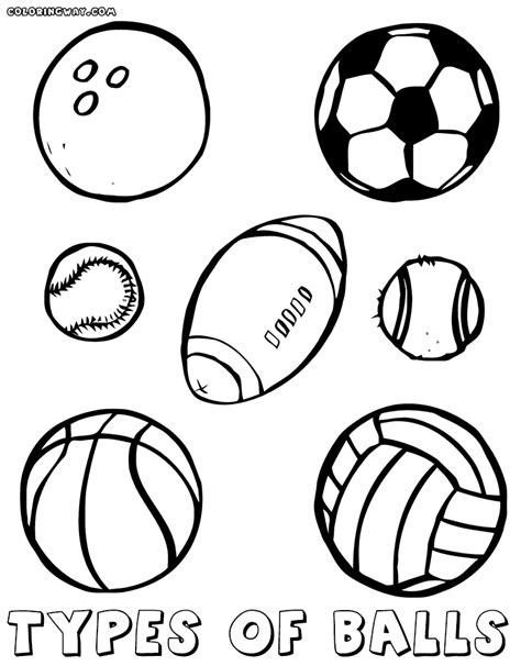 Coloring Balls by Coloring Pages Coloring Pages To And Print
