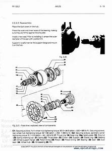 Fr120 2 Wheel Loader Operation Maintenance Service Pdf