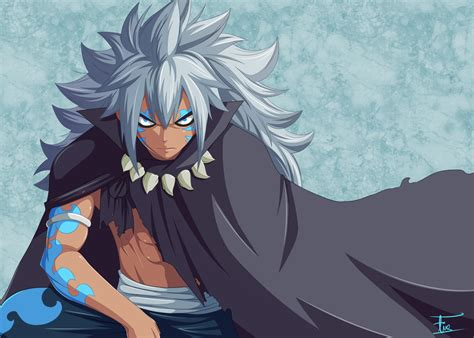 zeref dragneel acnologias human form fairy tail