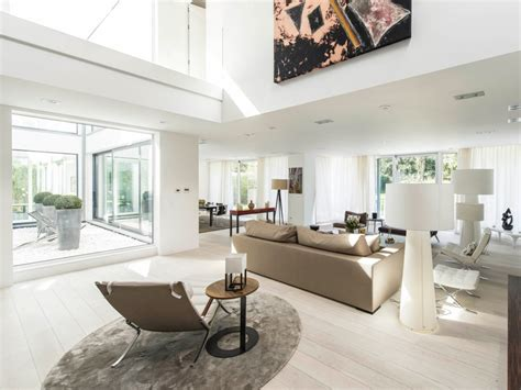 stunning belgian family home  floor  ceiling windows