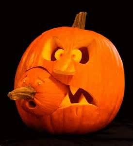 South Park Pumpkin Designs by Unique Halloween Pumpkin Carving Designs With Double