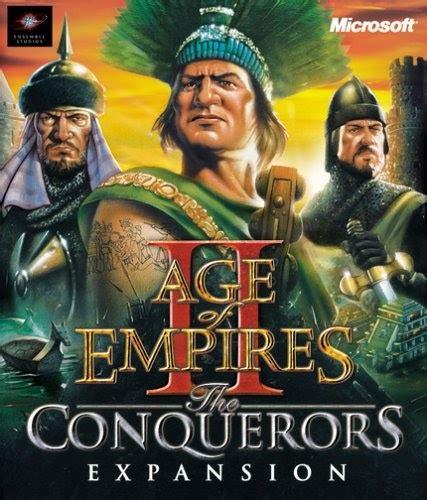 Juegos xbox 360 descarga directa : Juegos Pc/Celulares: Age Of Empires 2 The Conquerors Expansion - Descarga Directa