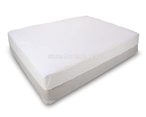 dust mite mattress cover 120x200cm waterproof smooth top hypoallergenic mattress