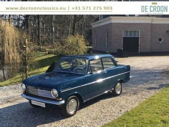 1963 Opel Kadett For Sale by Opel Classic Cars For Sale Classic Trader