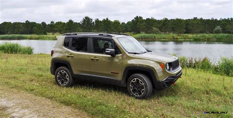jeep vehicles 2015 2016 jeep renegade trailhawk review