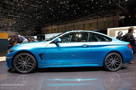 Bmw Series 4 by Bmw Showcases The Interior Of The Upcoming 4 Series