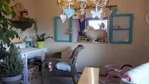 Shabby Chic Wohnzimmer : unser wohnzimmer im shabby chic look youtube ~ Frokenaadalensverden.com Haus und Dekorationen
