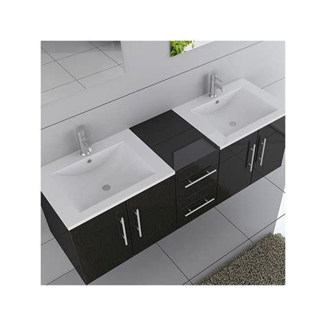 Meuble double vasque Ref DIS1500N