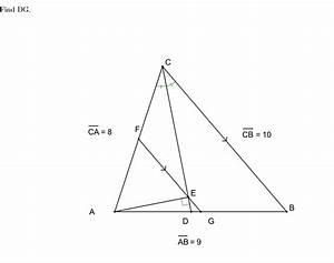Geometry problem, median,altitudes - Mathematics Stack ...