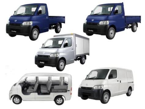 Gambar Mobil Gambar Mobildaihatsu Gran Max Pu by Harga Mobil Daihatsu Gran Max Terbaru Semua Tipe 2016