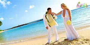 Hawaii wedding packages including airfare mini bridal for Honeymoon packages to hawaii