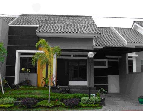 contoh rumah minimalis tampak depan renovasi rumahnet