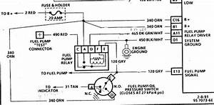 Wiring Diagram 94 Camaro Z28 Fuel Gauge Sending Unit In Tank