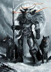 Portal dos Mitos: Odin
