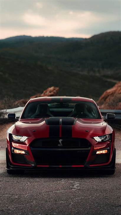 Mustang Gt500 Shelby Ford Cars Wallpapers Street