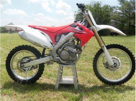 honda motocross bikes for sale 2012 honda crf 250r dirt bike for sale on 2040motos