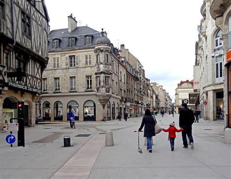 bureau de change dijon le centre ville de dijon a bien changé châtillonnais
