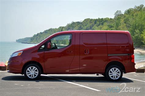 Chevy City by 2015 Chevrolet City Express Lt Review Web2carz