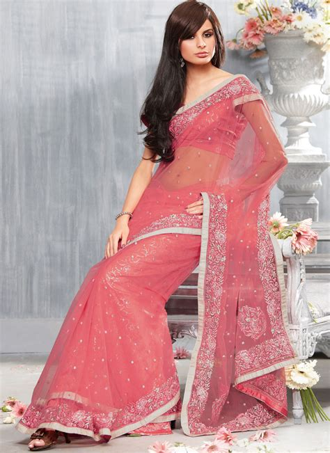 Latest Silk Saree Fashion  Fashionzu
